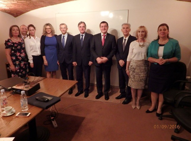 Bilateral visit of the Supreme Audit Office of the Republic of Poland