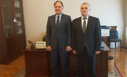 Bilateral visit of the Auditor General of Albania