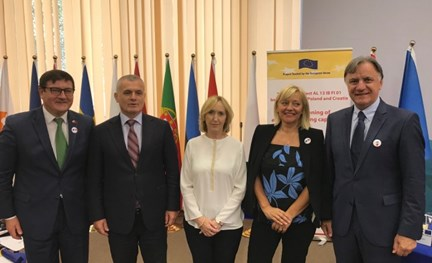 Closing of the Twinning Project in Albania