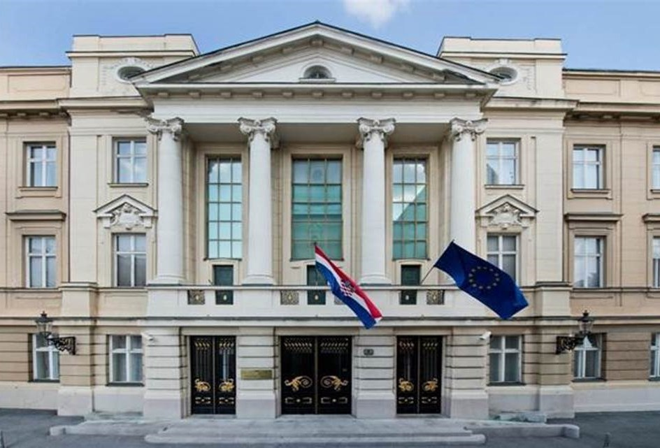 Notice of submission of the report to the Croatian Parliament
