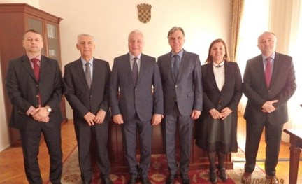 Official visit of the President of the Bulgarian National Audit Office